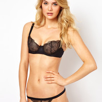 ASOS Boudoir Art Nouveau Lace Lingerie Set at asos.com