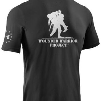 wounded warrior project merchandise Wounded warrior project (wwp) is a charity and veterans service organization that offers a variety of programs, services and events for wounded veterans of the.
