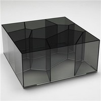 Glas Italia Alice Coffee Table - Style # ALI01-ALI02, Contemporary Coffee Tables & Contemporary Furniture Atlanta | SwitchModern