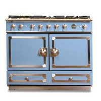 La Cornue CornuF&amp;#233; Stove, Provence Blue