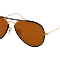 Ray-Ban RB3025JM Aviator ™ Large Metal Sunglasses