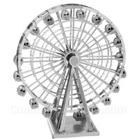 Ferris Wheel - Metal Earth 3D Laser Cut Model