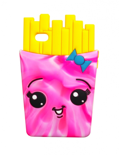 Justice Toys For Girls : Silicone french fry tech case shop from justice things i