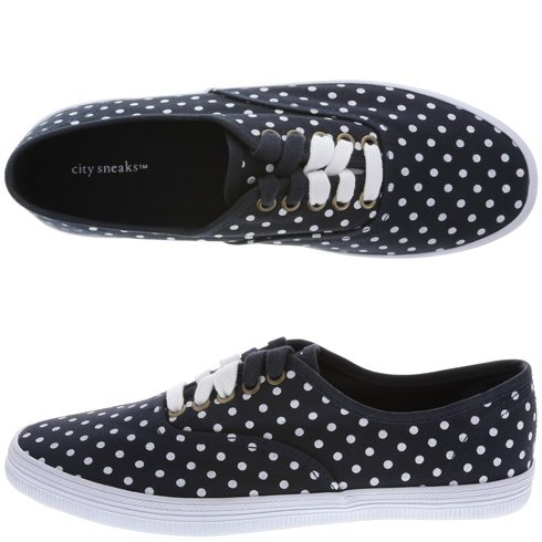 womens city sneaks s canvas bal from payless