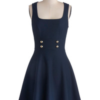Delightfully Charming Dress | Mod Retro Vintage Dresses | ModCloth.com