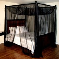 Casablanca Palace Four Poster Bed Canopy Net