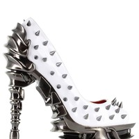 Talon Spinal Heel White