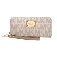 MICHAEL Michael Kors  Logo-Print iPhone® 5 Continental Wallet