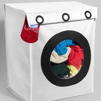Washing Machine Laundry Hamper