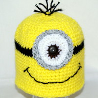 Yellow Guy Hat from Kiser Krafts