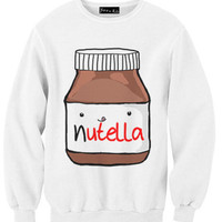 Nutella By S Sweatshirt | Yotta Kilo