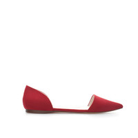 POINTED VAMP SHOE WITH HEEL BACK - Shoes - Woman | ZARA United States