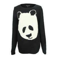 Super Cute Panda Sweater