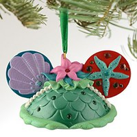 Ariel Ear Hat Ornament | Disney Store