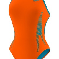 Extreme Back Laser Cut - Speedo® Endurance Lite® - Performance - Speedo USA SwimwearSpeedo USA - WOMEN: Shop by Activity: Training: Extreme Back Laser Cut - Speedo® Endurance Lite®