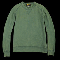 UNIONMADE - Levi's Vintage Clothing - 1950s Crew Sweatshirt in Pine Needle