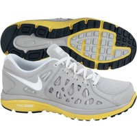 Nike Women's Dual Fusion Run 2 Running Shoe - Grey/Yellow | DICK'S Sporting Goods