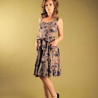 """Dolce Vita"" Dress in Floral Print"