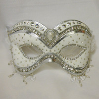 Masquerade Mask  Wedding Mask  Princess by BejeweledMasquerade
