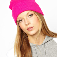 Monki | Monki Ruby Beanie Hat at ASOS