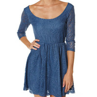SURFSTITCH - WOMENS - DRESSES - CASUAL DRESSES - ELEMENT DASHING DRESS - RIVER