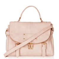 Small Soft Zip Satchel - Bags & Purses - Bags & Accessories - Topshop