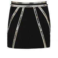 sass & bide |  GET OUT & WALK - black | skirts | sass & bide