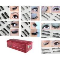 70 Pairs of Eyelashes