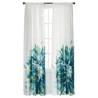 "Room Essentials® Chesapeake Big Floral Window Panel Pair - (42x84"")"
