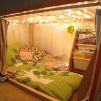 Kids Fort Bed