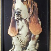 Hush Puppies Basset Hound Advertising by SandyCreekCollectables