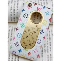 Amazon.com: Exquisite Louis Vuitton White Color Mobile Handphone Case for iphone 4S / 4: Cell Phones & Accessories