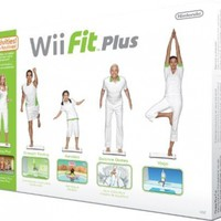 Wii Fit Plus with Balance Board:Amazon:Video Games