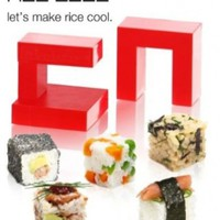 Rice Cube. Let's Make Rice Cool:Amazon:Home & Kitchen