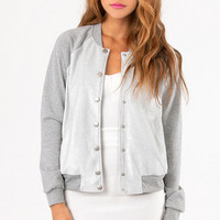 Two Timing Bomber Jacket $58