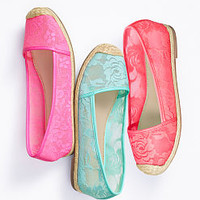 The Lacie Espadrille - VS Collection - Victoria's Secret