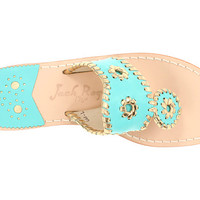 Jack Rogers Nantucket Gold Fire Coral/Gold - Zappos.com Free Shipping BOTH Ways