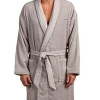 Lacoste Men's Textured Robe