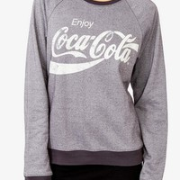 Enjoy Coca-Cola® Sweatshirt | FOREVER 21 - 2040494851