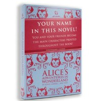 Gift Republic: Personalized Classics-Alice's Adventures in Wonderland