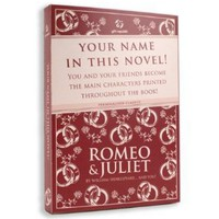 Gift Republic: Personalized Classics- Romeo and Juliet