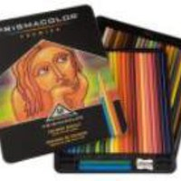 Prismacolor Premier Thick Lead Pencil Set 48 Colors
