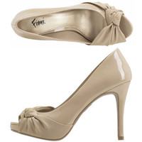 Womens - Fioni - Women's Kutzie Knot Pump - Payless Shoes