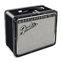 Aquarius Fender Amp Embossed Tin Lunch Box