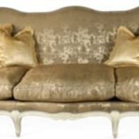 One Kings Lane - Joseph Pubillones - Thomas O'Brien French Silk Sofa