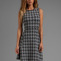 Theory Nikay Dress in Porter Check from REVOLVEclothing.com