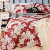Beautiful Dreaming Quilt Set in Twin | Mod Retro Vintage Decor Accessories | ModCloth.com