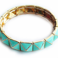 Mint Breeze Beauty Bracelet