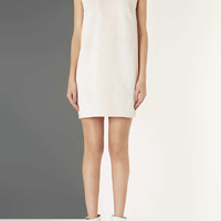 Textured Snake Dress By Boutique - Topshop USA