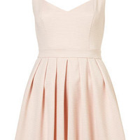 Petite Only Heart Back Dress - Topshop
